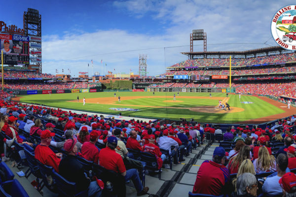 Phillies host San Diego Padres and Rolling Harvest Food Rescue